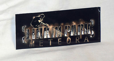 RARE Vinyl STICKER Decal LINKIN PARK Meteora Spray Paint S2233 15cm x 6.5cm