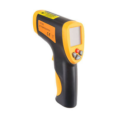 Digital Infrared Handheld Temperature Gun Thermometer Non-Contact IR Laser Point