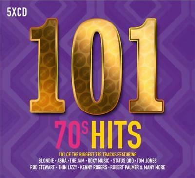 Various Artists - 101 70'S Hits [Spectrum] New Cd