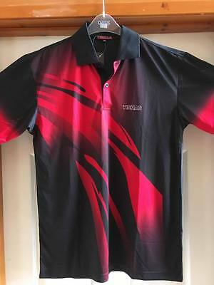 Tibhar Moon Table Tennis Shirt  size Medium