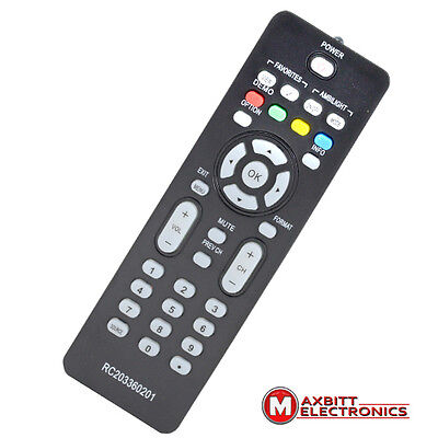 Remote Control For Philips Tv,led, Lcd  Rc 2023601/01 New