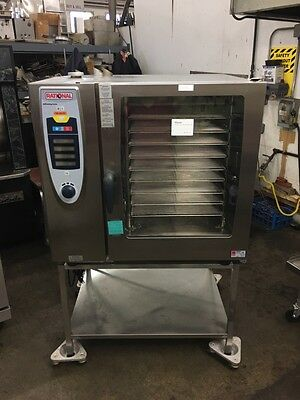 Rational SCC 102G - Gas Combi Oven - SelfCookingCenter - Refurbished