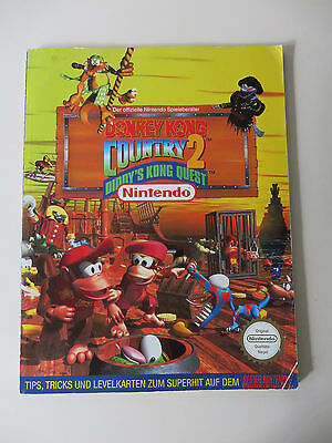 Donkey Kong Country 2 - Diddy's Kong Quest Spieleberater Super Nintendo SNES