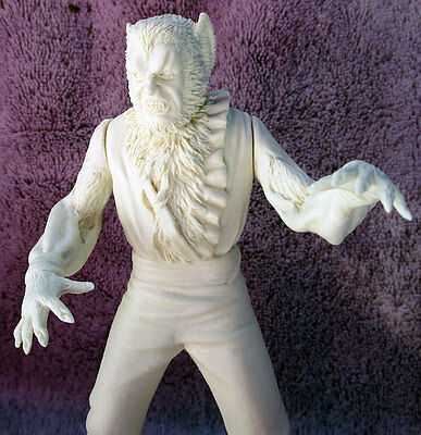 The Werewolf, Drive-In Scenes All-Resin Model Kit, In Scale With Monster Scenes