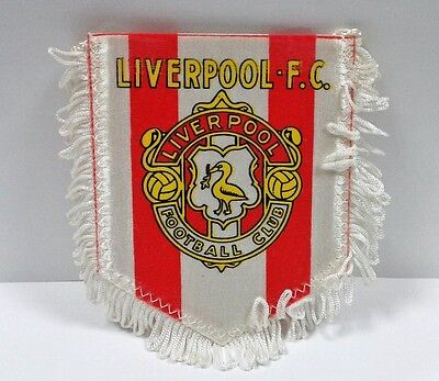 WIMPEL Pennant Fanion football - LIVERPOLL F.C