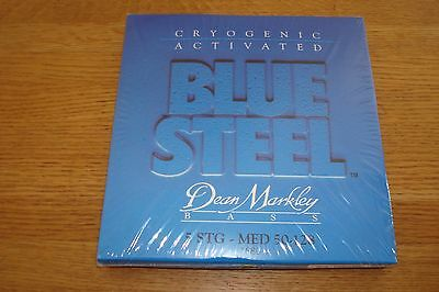 Dean Markley Blue Steel 2680 5-String Bass Strings - New and Sealed!