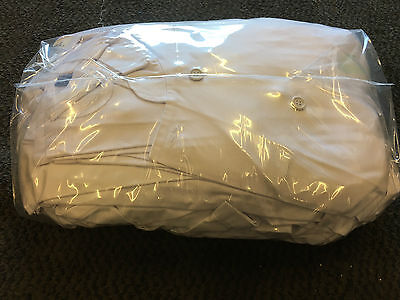 Pack Of 10, Ex-Rental Chefs Jackets, Select Size 92,100,108,116,124,132,140