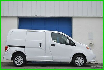 2017 Nissan NV SV 401 Miles Nav Rear Cam Bluetooth Cruise Loaded Repairable Rebuildable Salvage Runs Great Project Builder Fixer Easy Fix Save