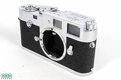 Leica M2 Preview Lever, Lever Rewind 35mm Rangefinder Camera Body