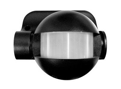 IP44 Rated PIR Security Infrared Motion Sensor light Switch 180 Degree