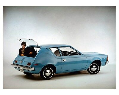 1970 AMC Gremlin Factory Photo ub3537
