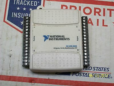 National Instruments Data Acquisition Card , Usb-6009