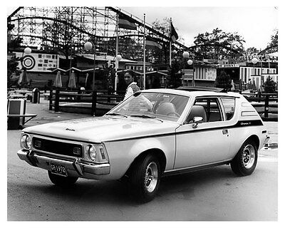 1972 AMC Gremlin X Factory Photo ub3649