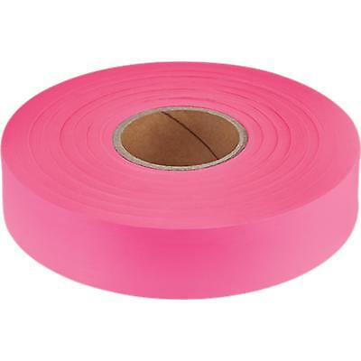 77-063 Empire 1-In X 600-Ft Pink Flagging Tape