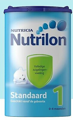 4 X Nutrilon 1 standard (4x850 gram) -100% original Dutch Baby Powder Milk