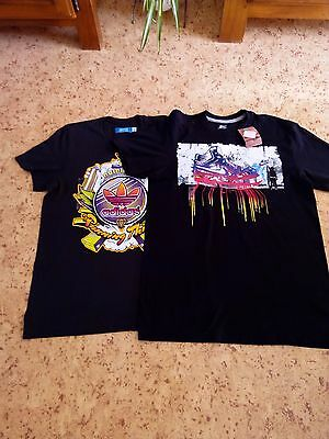 Lot De 2 Tee Shirt Adidas Et Nike Taille M Neuf