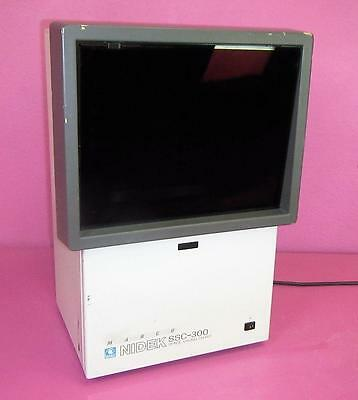 Marco Nidek SSC-300 Ophthalmic Space Saving Vision Eye Chart Test Projector