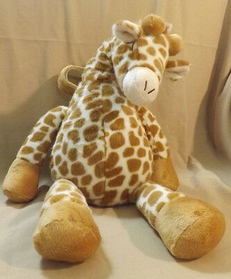 Gentle Giraffe On The Go Cloud B Plush Soothing Sounds , Volume Comtrol