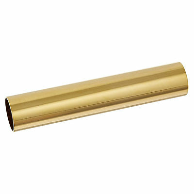 "Jones Stephens T7330PB Polished Brass 1/2""X3-1/2"" Trim Sleeve"