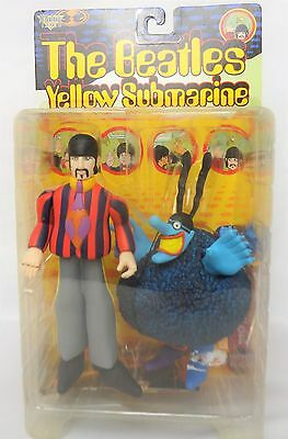 McFarlane Toys The Beatles Yellow Submarine Ringo/ Blue Meanie Mint in Worn Box