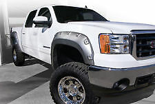 40928-02 Bushwacker Boss Pocket Style Fender Flares GMC Sierra 1500 2007-2013