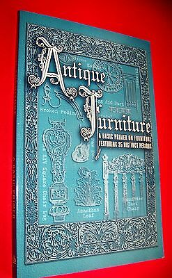 Antique Furniture (25 Distinct Periods) Reference Book