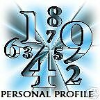 Numerology - Personal Profile Report