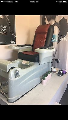 Foot Spa Pedicure Lounge Massage Chair