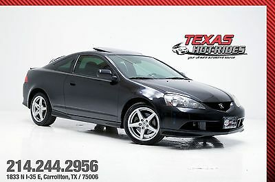 2006 Acura RSX Type-S 2006 Acura RSX Type-S TypeS Vtec, Black on Black, Leather, Sunroof, Serviced!