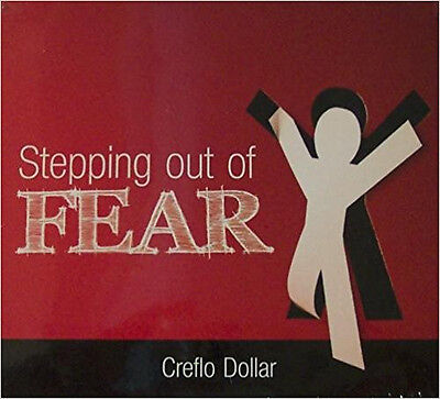 Stepping Out Of Fear Audio CD Gospel CD  Vulnerable Stepping Out Beyond Fear On