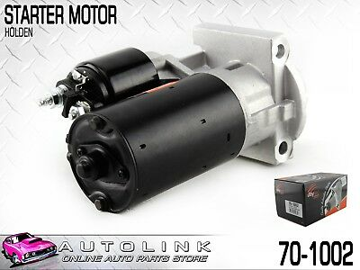 Starter Motor Suit Holden Commodore Vn Vp Vr Vs Vt Vx Vy V6 Auto 70-1002