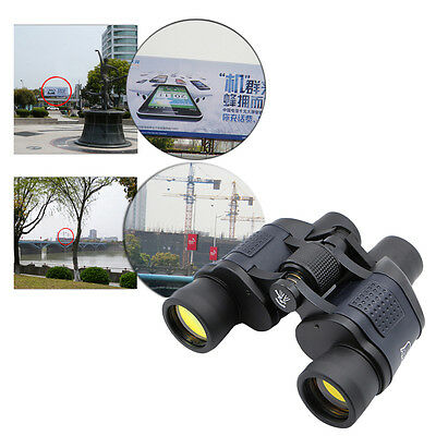 Night Vision 60x60 3000M High Definition Outdoor Hunting Binoculars Telescope HD