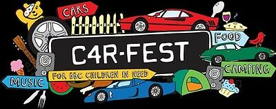 Carfest North 2 adult and 2 child (6-16) Sunday 30th July 2017