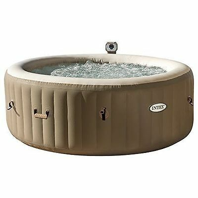 Intex 28404 - Piscina Idromassaggio Bubble Spa Pompa/anticalcare