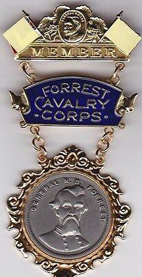 Forrest Cavalry Corps CSA Confederate Civil War Medal