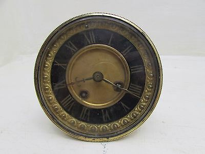 Antique HP & Co French Mantel Clock Movement For Spares / Repairs
