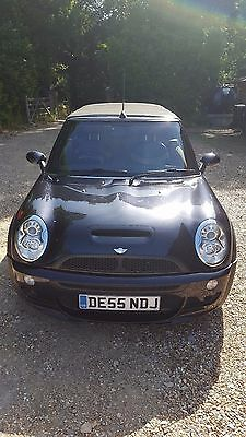 MINI CONVERTIBLE 1.6 John Cooper S Works (JCW) 2005