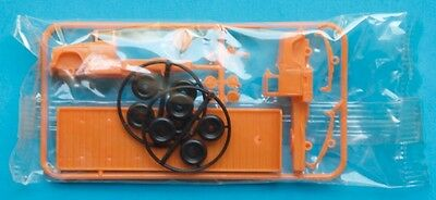 R&L 1970s Kellogg - PLAY HARBOUR - FLAT BED TRUCK - plastic cereal toy kit MIB