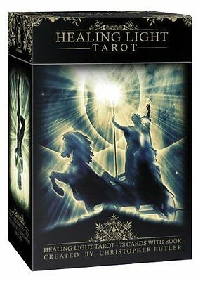 Healing Light Tarot by Christopher Butler, brand new