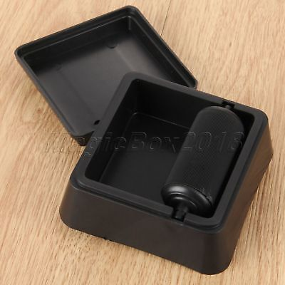 Leather Edge Oil Box Oiling Bucket For Sewing Leather Craft DIY Tools Plastic