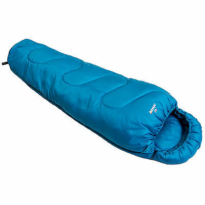 Vango Atlas Junior Sleeping Bag River Blue