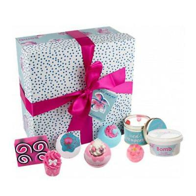 Bomb Cosmetics Pamper Hamper Gift Box