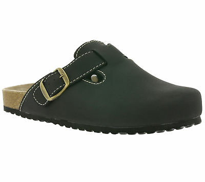 NEW SUPERSOFT Bio-Clog Black Shoes Slippers Slippers Black 176 002