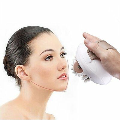 Compact Size 3D Mini Facial Kneading Massage Roller Electric Body SlimmerPZ