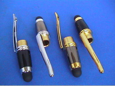 Woodturning Pen Kit Spares - SIERRA Touch Stylus Clips/Caps or Caps