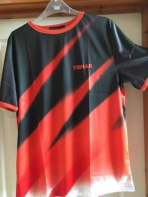 Tibhar Nimbus Table Tennis Shirt  size Large