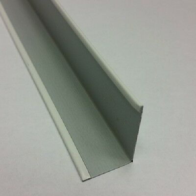 Standard L -Shaped Perimeter Trim White 3000Mm Long St24 Be24 Hd15
