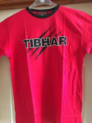 Tibhar Arrow Table Tennis Shirt  size Medium