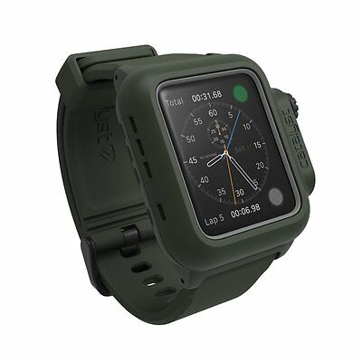 Catalyst Case For 42Mm Apple Watch Series 2 - Army Green