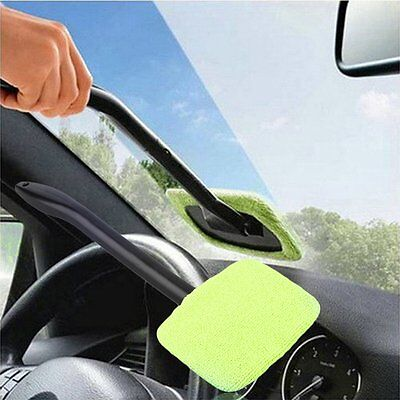 Windshield Easy Cleaner Easy-microfiber Clean Window On Your Car Or Home SL